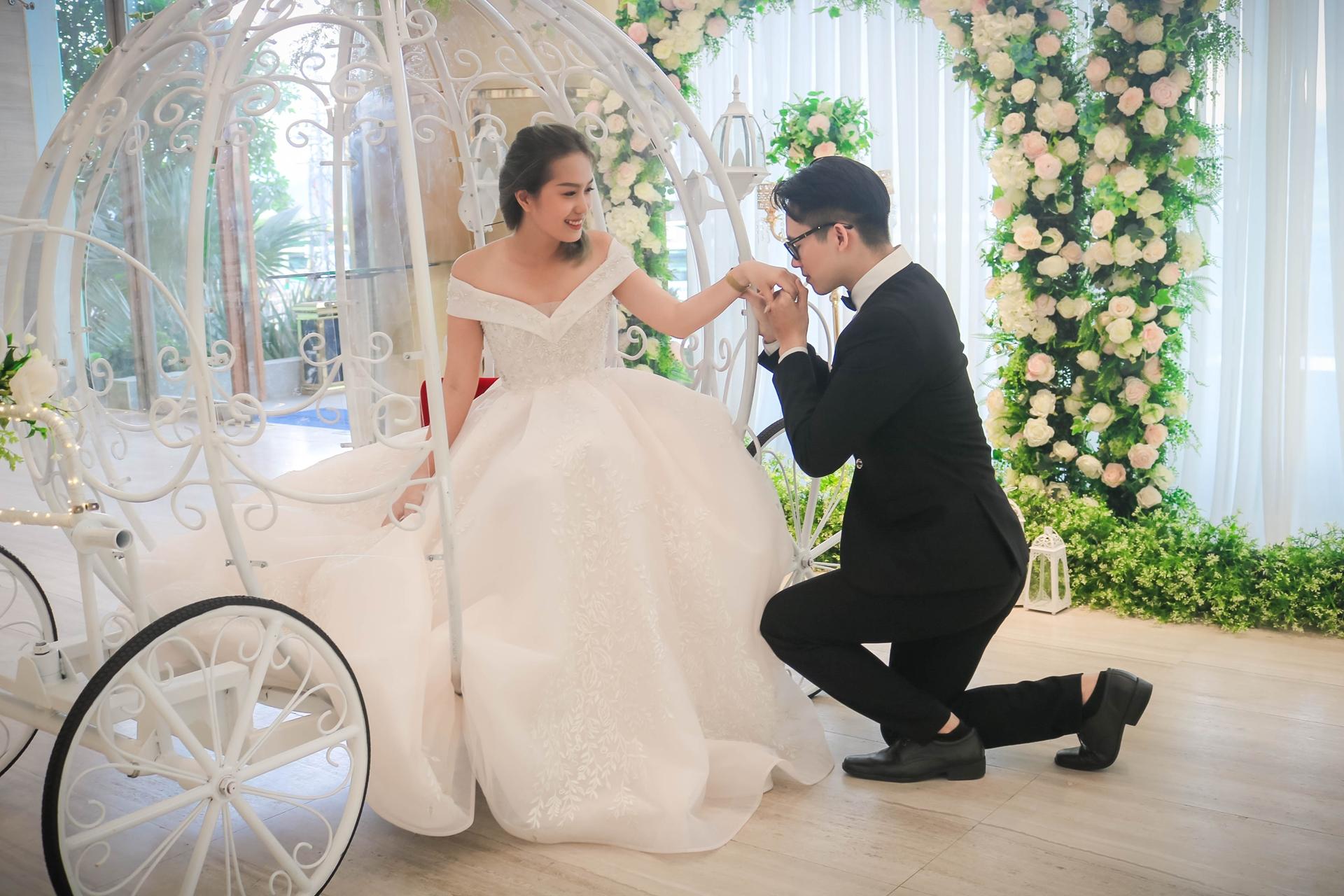 Bạn sắp cưới?